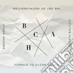 Arte strumentazione: omaggio a glenn gou cd musicale di Vari\kremer & kremer