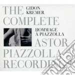 Hommage a piazzolla: the complete astor cd musicale di Gidon Kremer