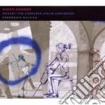 L'integrale dei concerti per violino cd musicale di MOZART\KREMER - KREM