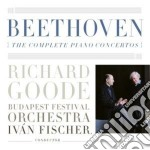 L'INTEGRALE DEI CONCERTI PER PIANOFORTE   cd musicale di Rich Beethoven\goode