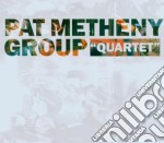 Quartet cd musicale di Pat Metheny