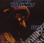 LIVE cd musicale di HATHAWAY DONNY
