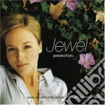 PIECES OF YOU/NEW EDITION+BONUS TRAC cd musicale di JEWEL