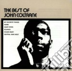 John Coltrane - The Best Of cd musicale di John Coltrane
