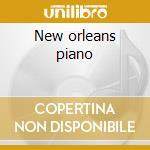 New orleans piano cd musicale di Longhair Professor