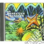 BRASIL cd musicale di MANHATTAN TRANSFER