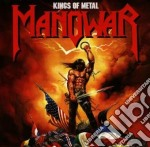 KINGS OF METAL cd musicale di MANOWAR