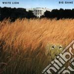 White Lion - Big Game cd musicale di Lion White