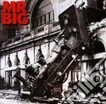 LEAN INTO IT cd musicale di Big Mr.