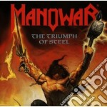 THE TRIUMPH OF STEEL cd musicale di MANOWAR