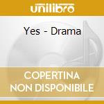 DRAMA (REMASTERED) cd musicale di YES