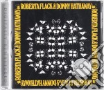 ROBERTA FLACK & DONNY HATHAWAY cd musicale di FLACK ROBERTA/HATHAWAY DONNY