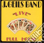 Live full house cd musicale di J. geils band
