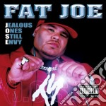 Jealous ones still envy cd musicale di Joe Fat