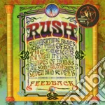 FEEDBACK/Ristampa cd musicale di RUSH