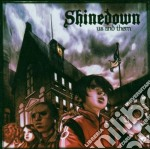 Us and them cd musicale di Shinedown