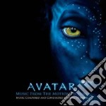 AVATAR                                    cd musicale di James Horne