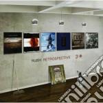 RETROSPECTIVE 3 (1989 - 2008) cd musicale di RUSH