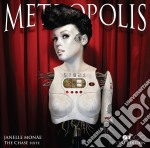 Metropolis-chase suite cd musicale di Monae Janelle