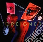 VERY BEST...AND BEYOND cd musicale di FOREIGNER