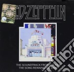 THE SONG REMAINS THE SAME cd musicale di LED ZEPPELIN