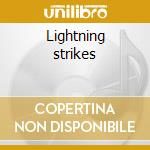 Lightning strikes cd musicale di Loudness