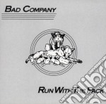 Run with the pack cd musicale di Company Bad