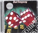 Straight shooter cd musicale di Company Bad