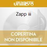 Zapp iii cd musicale di Zapp