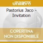 INVITATION cd musicale di PASTORIUS JACO