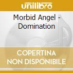 Domination cd musicale di Angel Morbid