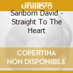 STRAIGHT TO THE HEART cd musicale di SANBORN DAVID