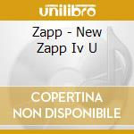 Iv u cd musicale di Zapp