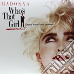 (LP VINILE) WHO'S THAT GIRL lp vinile di O.S.T.