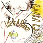 LIFE IS A DANCE cd musicale di KHAN CHAKA