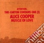 MUSCLE OF LOVE cd musicale di COOPER ALICE