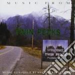TWIN PEAKS cd musicale di O.S.T.