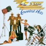 GREATEST HITS cd musicale di ZZ TOP