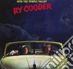 INTO THE PURPLE VALLEY cd musicale di COODER RY