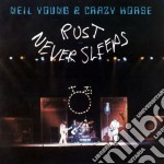 RUST NEVER SLEEPS cd musicale di YOUNG NEIL & CRAZY HORSE