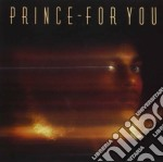 FOR YOU cd musicale di PRINCE