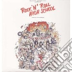 (LP VINILE) Rock'n'roll high school lp vinile di Ramones/various
