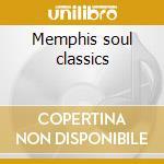 Memphis soul classics cd musicale di Artisti Vari