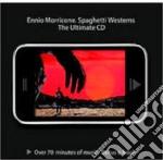 Ennio morricone. spaghetti western. the cd musicale di Ennio Morricone
