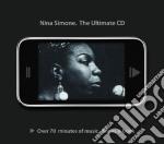 Nina simone. the ultimate cd cd musicale di Nina Simone