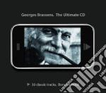 George brassens. the ultimate cd cd musicale di Georges Brassens