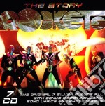 The story (i 7 silver albums) cd musicale di ROCKETS