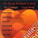 Django Reinhardt Festival - Live At Birdland, Gypsy Swing! cd musicale di ARTISTI VARI