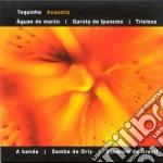 ACOUSTIC cd musicale di TOQUINHO