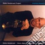 PRECIOUS MOMENT cd musicale di HENDERSON EDDIE PROJECT